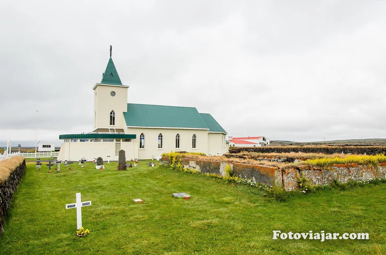myvatn igreja