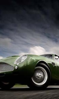 Aston Martin Zagato Print