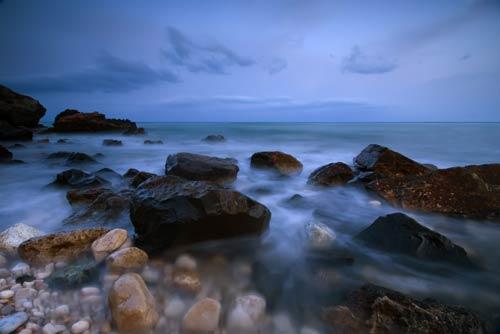 amazing seascape canvas