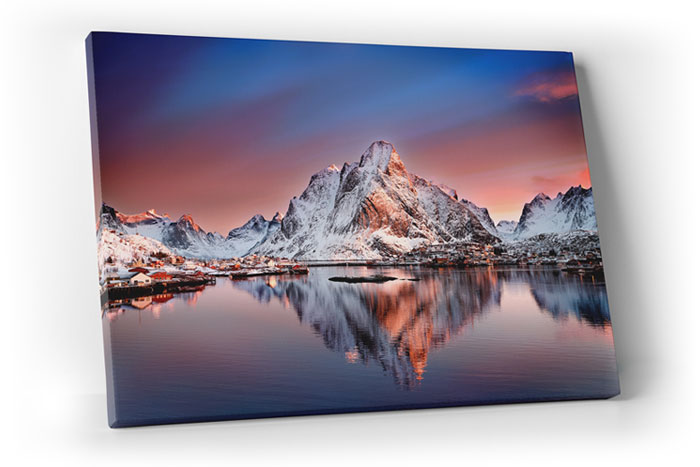 canvas wall print gallery