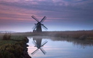Herringfleet Reflection