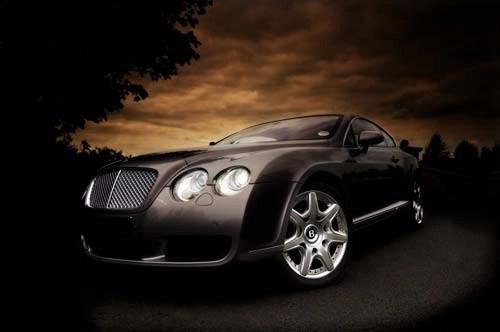 Bentley Mulliner Continental