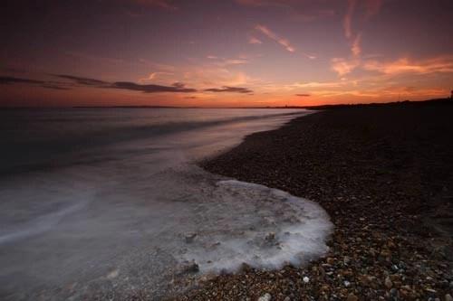 Poole Bay Sunset