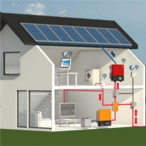 impianto fotovoltaico in autoconsumo domestico