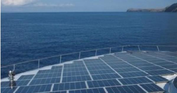 Navi e imbarcazioni ad energia solare