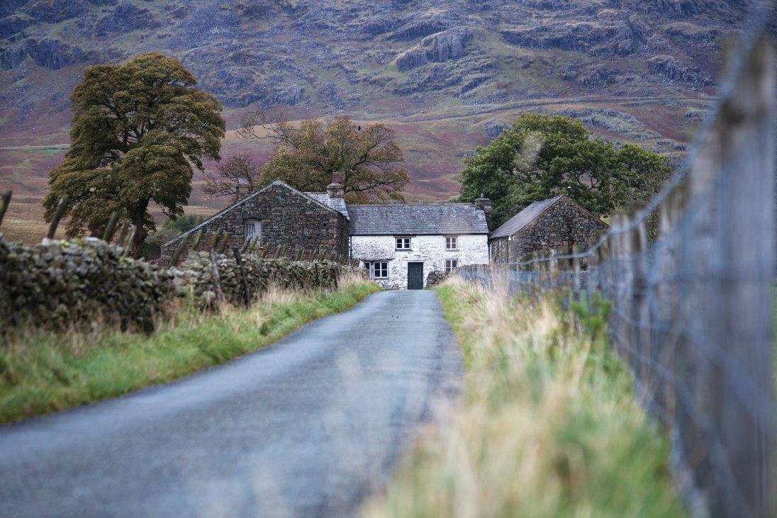 Duddon Cottage. © Stuart Holmes