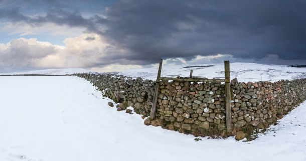 Ingram Valley. February. Canon 5D MKII, Canon 17-40mm at 17mm, ISO 500, 1/160s at f/11, Handheld. © Anita Nicholson.