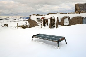 After the Blizzard, Co. Antrim, Northern Ireland. Canon EOS 5D III, Canon TS-E 24mm/3.5 II, ISO 100, 1/15s at f/8, Tripod. March. © Carsten Krieger.
