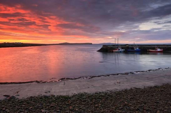 Kilbaha Bay, County Clare, Ireland. Canon EOS 5D III, Canon 24mm TS-E, f22, 2.5 sec., ISO 100, Tripod © Carsten Krieger