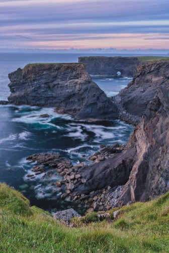Illaunadoon, Loop Head, Co. Clare, Ireland. Sony A7R II, Sony 24-70 f/2.8 GM at 35mm, ISO 50, 13s at f/16. Tripod. August. © Carsten Krieger