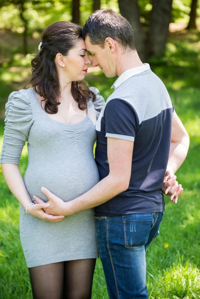 sedinta foto maternity lac noua brasov