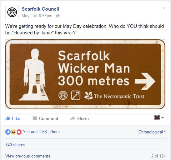 Scarfolk Grab