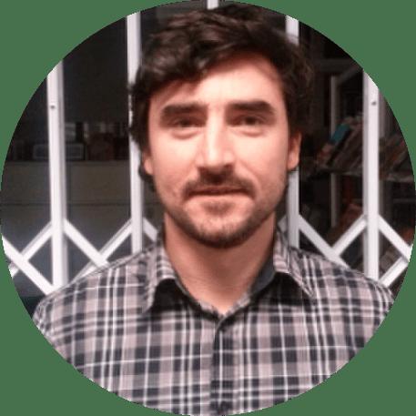 Iain Wilson, owner of FOTW Audio Productions
