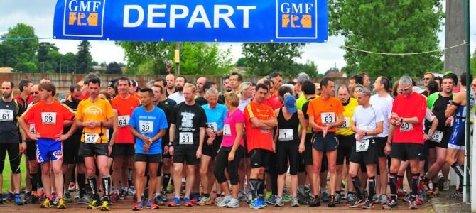 """Course """"Entre Côtes et Ceps"""" 2013"""