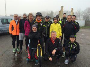 Séance Préparation Marathon du Dimanche 15 Février 2015