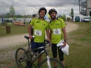 Bike and Run des Dagueys du 19 Avril 2015