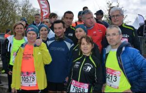 Photos Semi et Marathon de Bordeaux du 9 Avril 2016