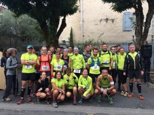 Trail Cœur de Bastide le dimanche 3 Septembre 2017