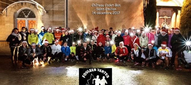 Sortie Nocturne Château Cadet Bon du Jeudi 14 Décembre 2017