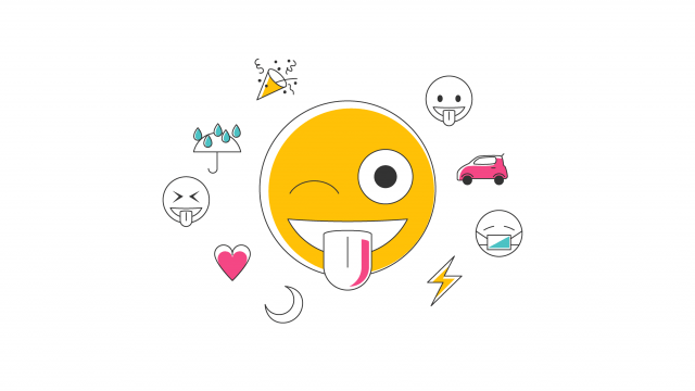 Emojing markets