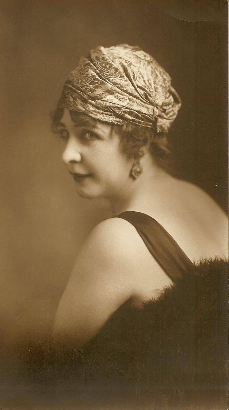 Mabel Trunnelle