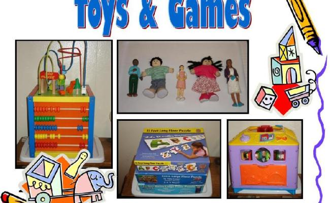 Toys Games Foundation For Early Childhood Education Inc