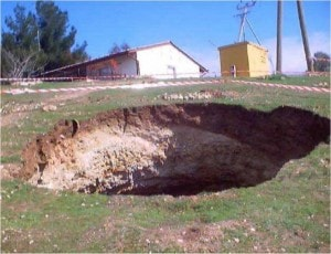 Florida sinkhole repair, Sinkhole repair Florida