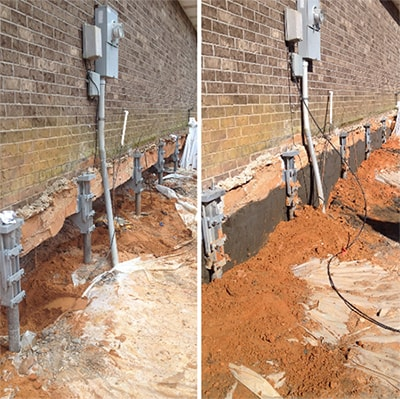 Foundation repair in Jacksonville, FL by Foundation Professionals of Florida