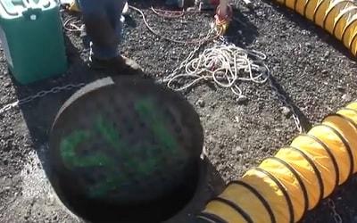 manhole leak repair in florida