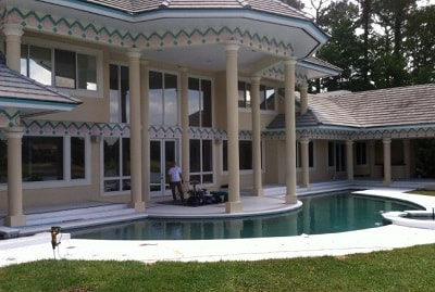 pool deck leveling stops settlement in florida