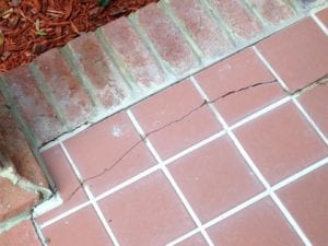 foundation cracks southern florida