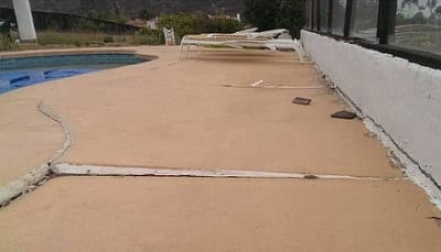 pool deck repair Orange County, FL