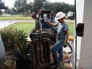 sinkhole repair Tampa FL