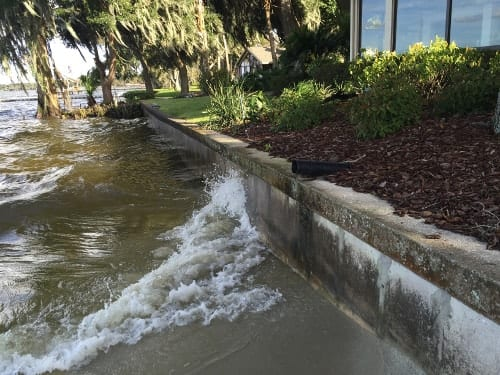 necessity of seawalls in se florida