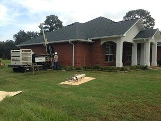 Foundation crack repair FL