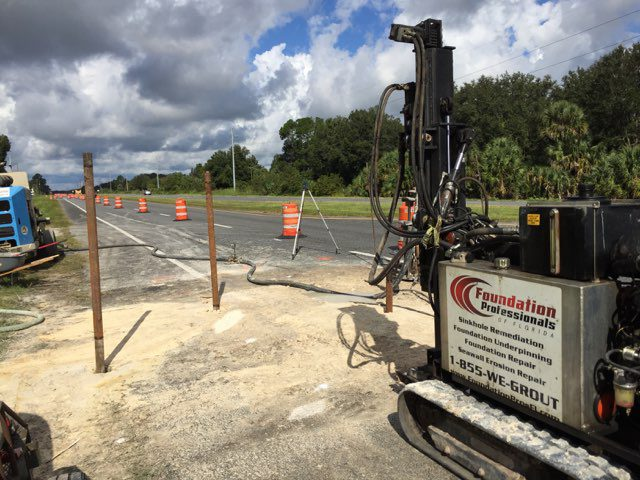Compaction Grouting Florida, Compaction Grouting FL