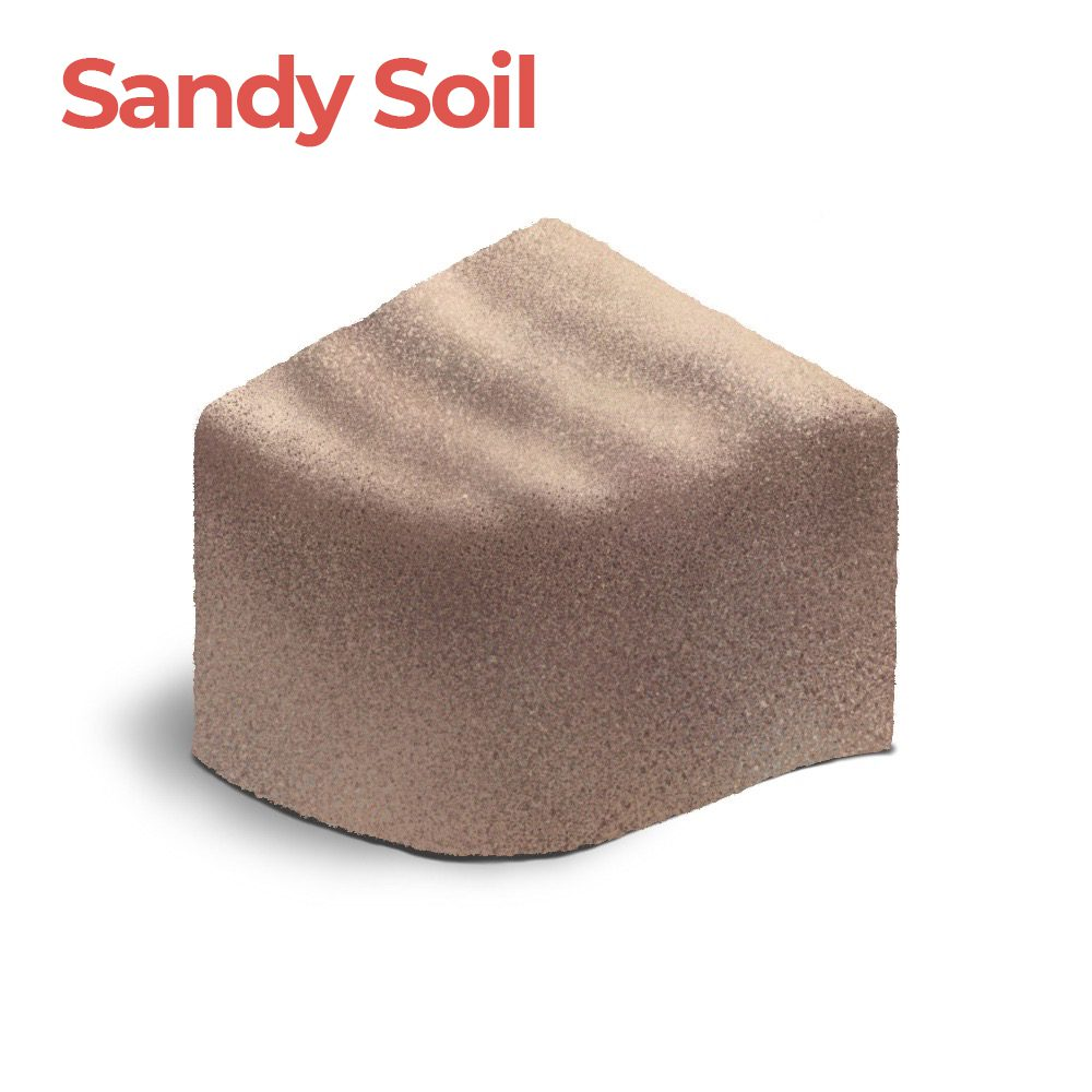 Sandy-soil