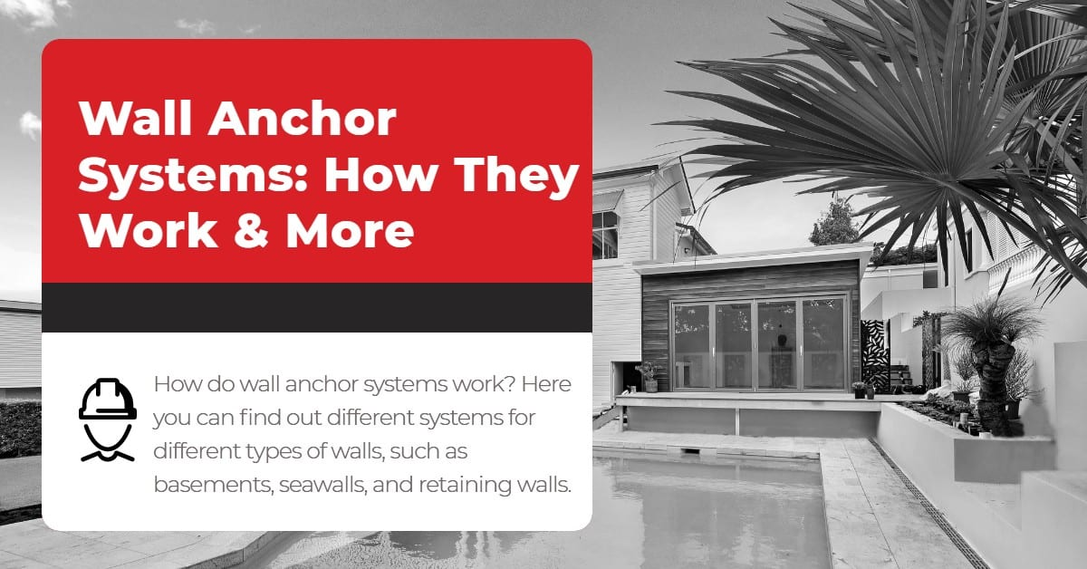 Wall Anchor Systems: How They Work & More
