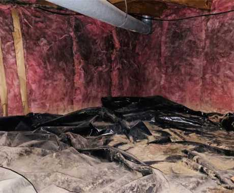 How to Check Your Crawl Space Insulation