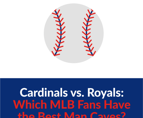Cardinals vs. Royals: Which MLB Fans Have the Best Fan Caves?