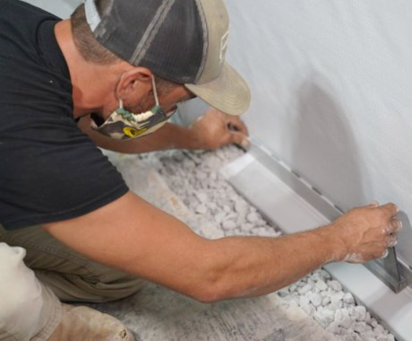 Waterproofing a Home's Foundation During Winter?