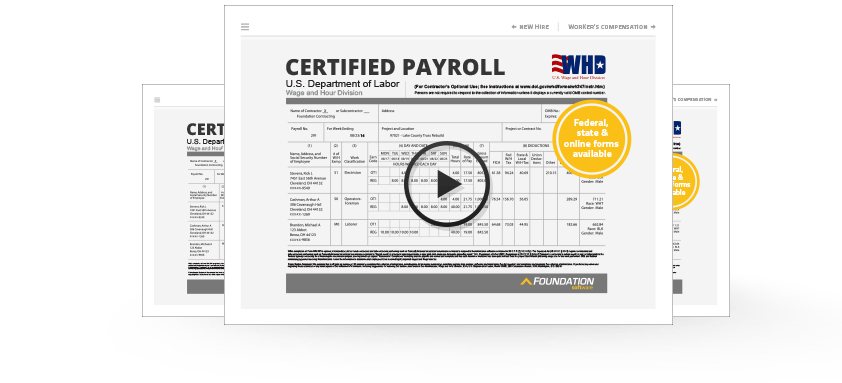 Payroll Training: Davis Bacon Certified Payroll Training