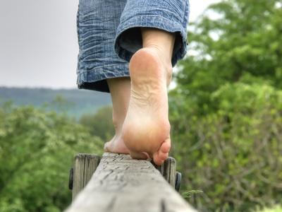 A balanced walk with God