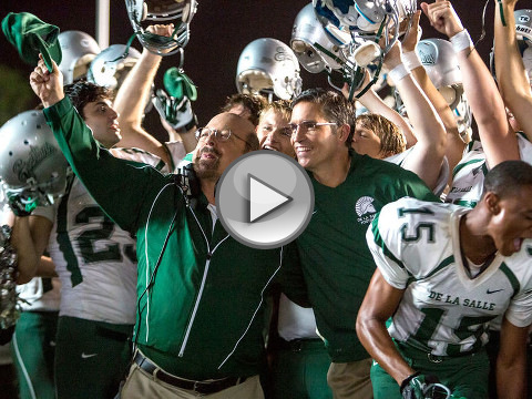 When the Game Stands Tall: a movie review