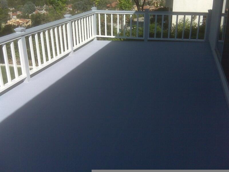 Roof  Waterproof Deck Bathroom Remodeling Orange County