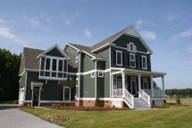 Unique Opportunity - Coastal Cottage Model Home