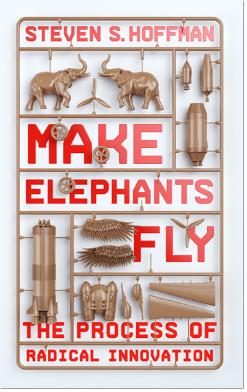 Make Elephants Fly - Cover Founders