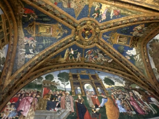 Vatican Museum Paintings