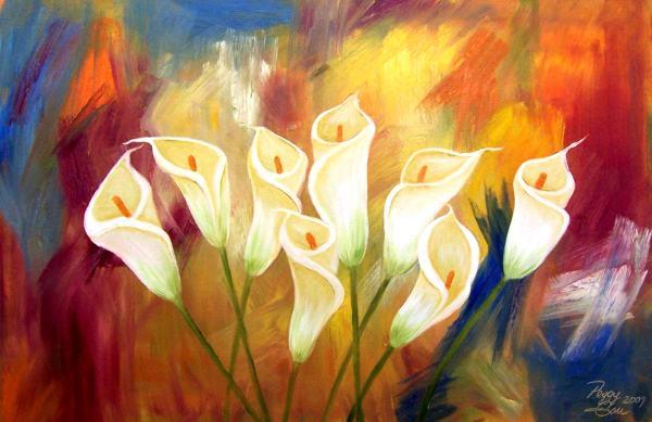 Lily Garden Foundmyself
