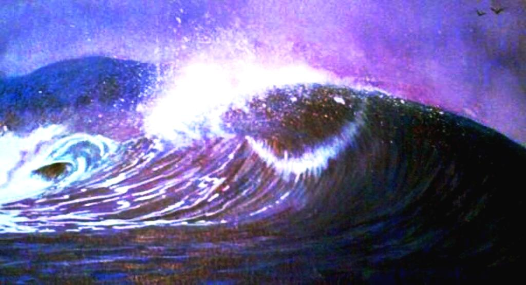 Purple Wave  alanminshull  Foundmyself